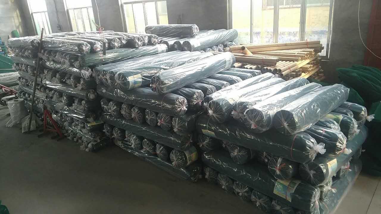 lưới che nắng sợi dệt kim Hàn Quốc