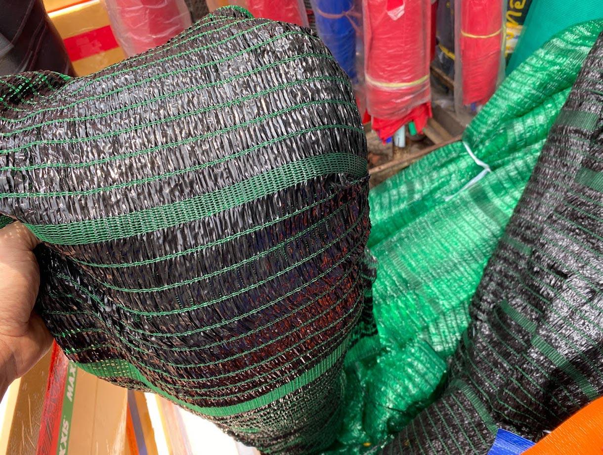 lưới che nắng sợi dẹt Thái Lan