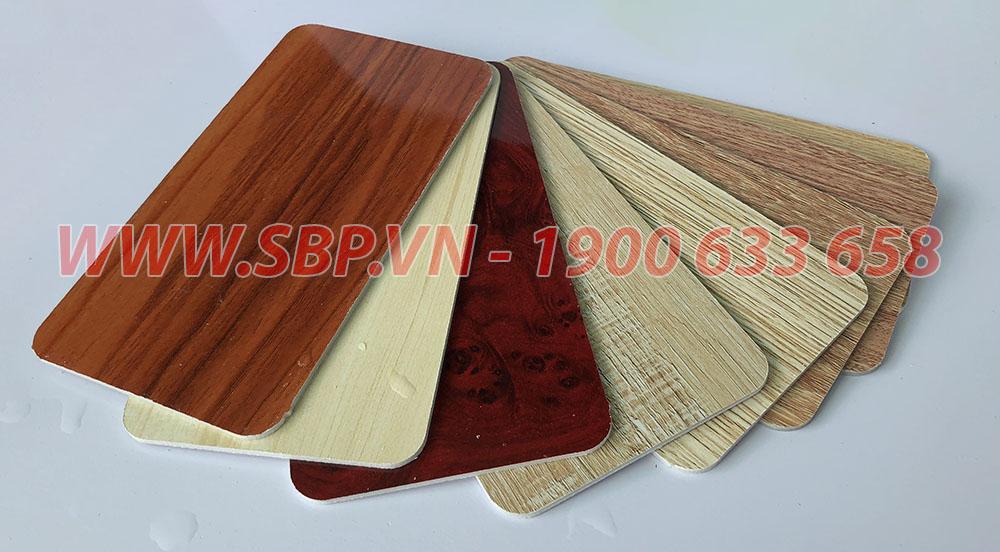 tấm gỗ nhựa pvc foam