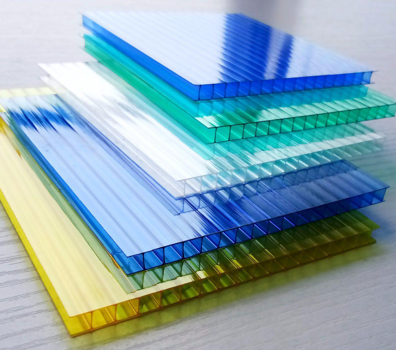 tấm polycarbonate đặc và rỗng