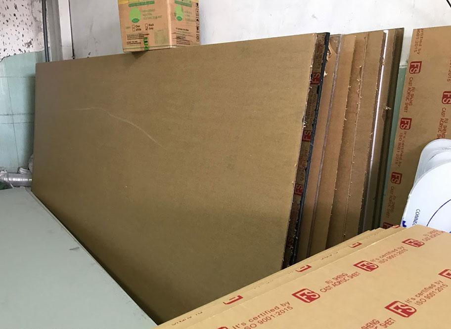 địa chỉ mua tấm nhựa mica Đài Loan FS chất lượng cao