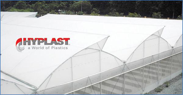 Báo giá cuộn nilong PE lợp nhà kính Hyplast nhập khẩu 2019