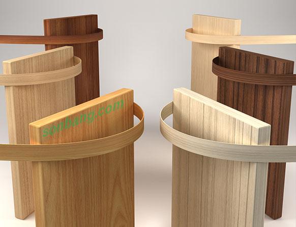 Tấm nhựa PVC giả gỗ dán laminate Pima