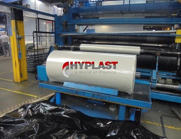 Cuộn màng PE phủ nhà kính Hyplast cao cấp nhập khẩu Bỉ