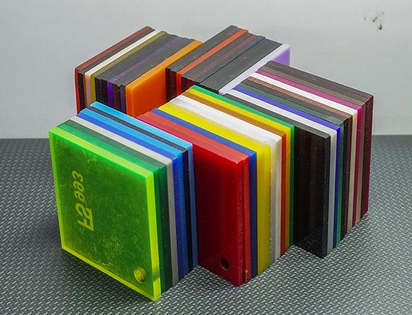 Tấm nhựa Mica FS các màu có sẵn