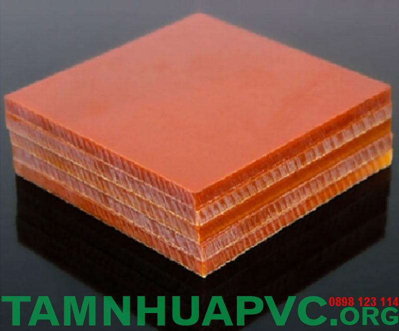 nhựa phíp cách điện cam bakelite